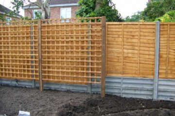Hadlow Fencing Replacement