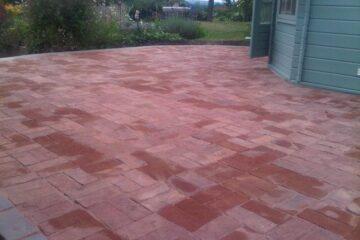Rustall natural stone patios