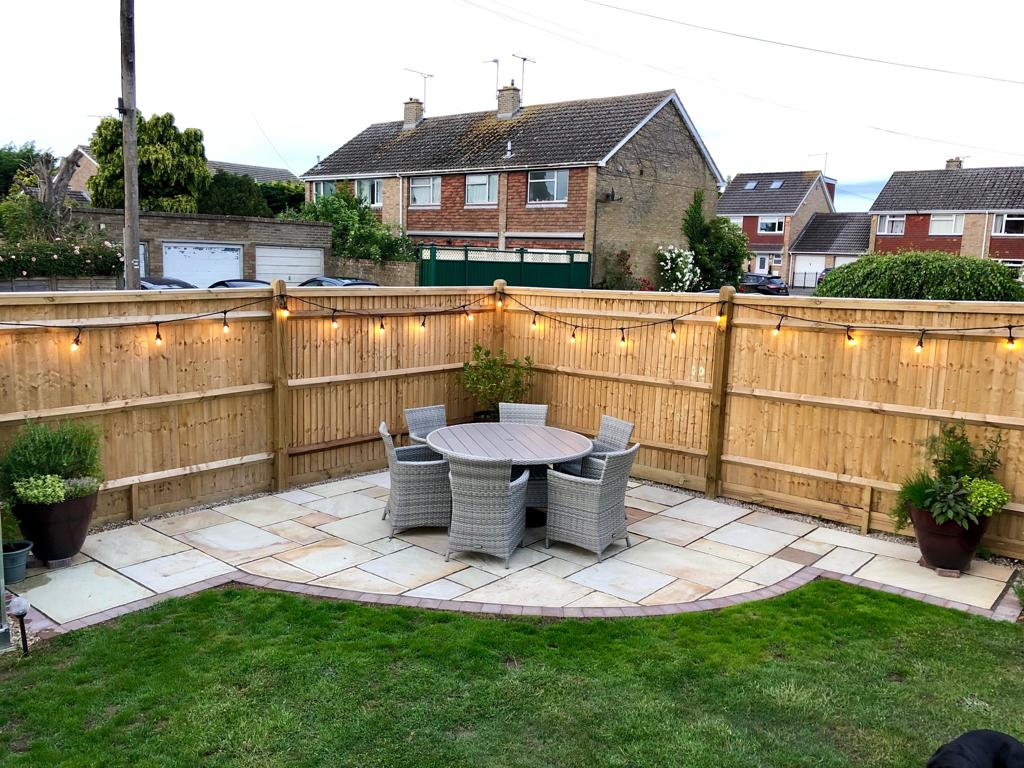Harrietsham Patio Contractors