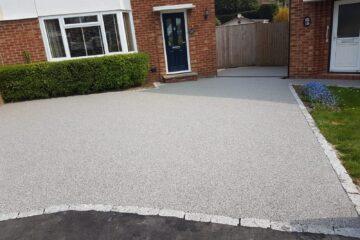 resin bound driveway fitters Sevenoaks