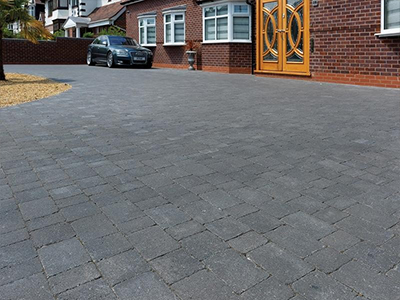block paving driveways in Harrietsham