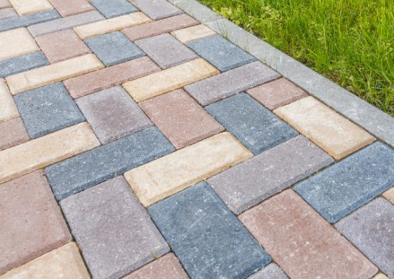 block paving Headcorn