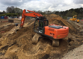 Groundworks in Tunbridge Wells